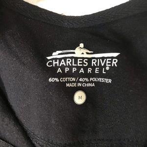 Charles River Apparel Tops - Delta Gamma Charles River Apparel Pullover